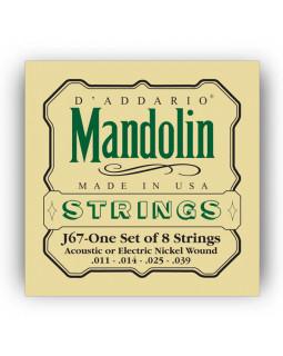 DADDARIO J67 Струны для мандолины