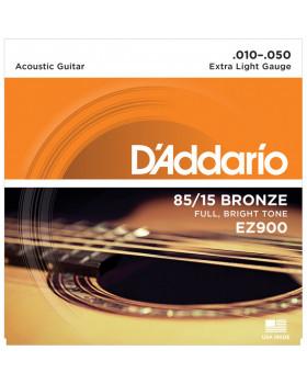 DADDARIO EZ900 Струны для акустической гитары