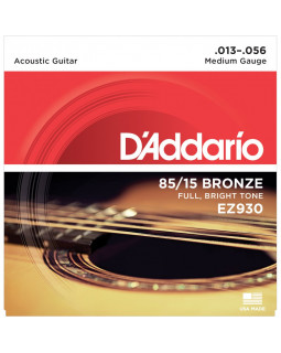 DADDARIO EZ930 Струны для акустической гитары