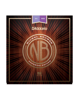 Струны для акустической гитары DADDARIO NB1152