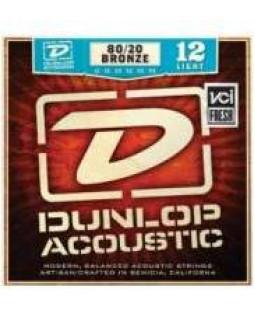 Струны для акустической гитары DUNLOP DAB1254