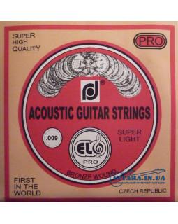 ELO 24163 Струны для акустической гитары