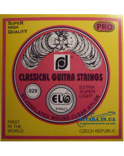 ELO 7967 Струны для классической гитары