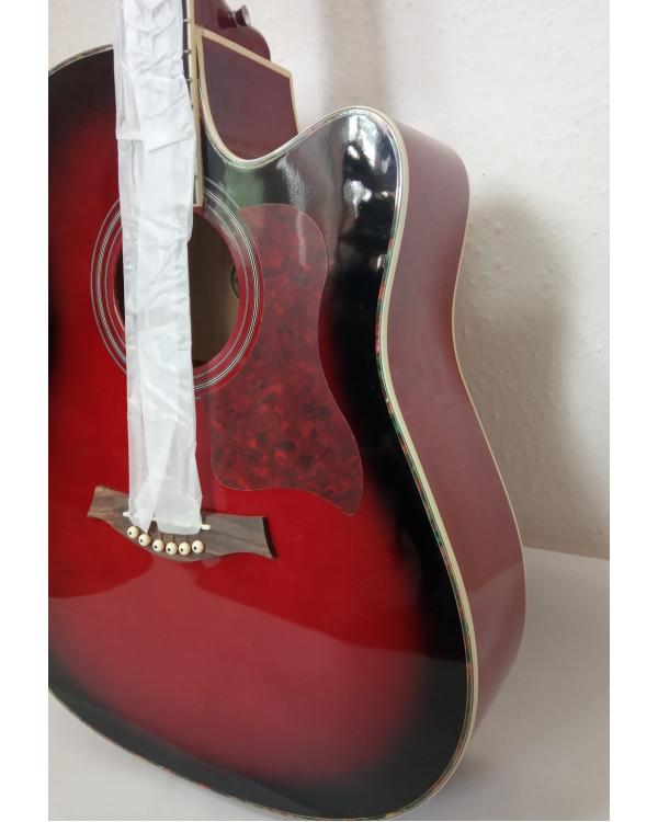 FANNDEC MD001C RD Гитара акустическая