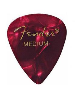 FENDER 451 JR SHAPE 1/2 GR SHELL MEDIUM Медиатор