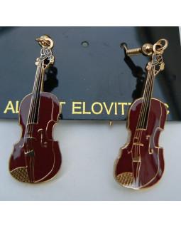 GEWA 979501 Сережки скрипка