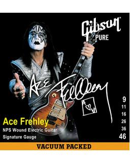 GIBSON SEG-AFS ACE FREHLEY SIG. NPS Струны для электрогитары