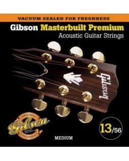 GIBSON SAG-MB13 MASTERBUILT PHOSPHOR BRONZE Струны для акустической гитары