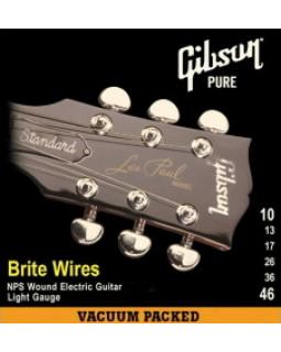 GIBSON SEG-700L BRITE WIRES NPS WOUND ELECT Струны для электрогитары