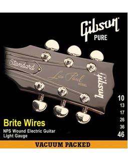 GIBSON SEG-700ML BRITE WIRES NPS WOUND ELECT Струны для электрогитары