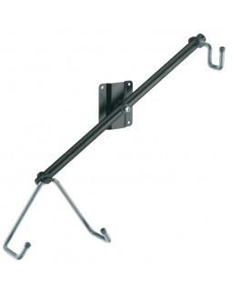 K&M Настенный держатель для электрогитары 16295-000-55