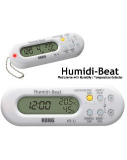KORG HUMIDI-BEAT HB-1-WH Метроном с измерителем влажности