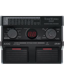 KORG AX3G Процессор эффектов для электрогитары