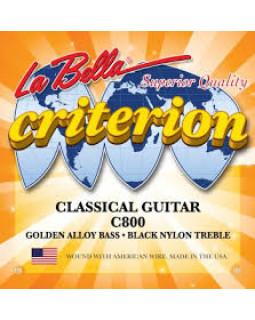 LA BELLA C800 Струны для классической гитары