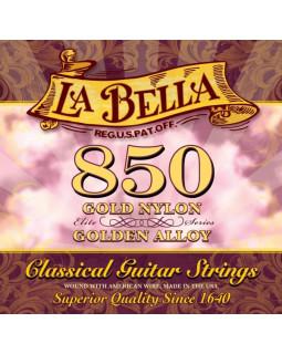 LA BELLA 850B Струны для классической гитары