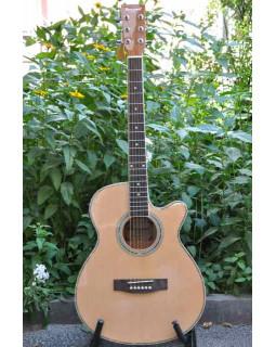 Электроакустическая гитара MAXWOOD MJ6606CEQ Plus