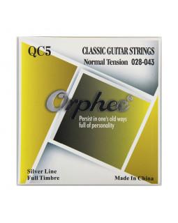 ORPHEE QC5 Струны для классической гитары