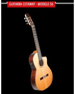 PRUDENCIO SAEZ Mod.56 Гитара классическая с подключением