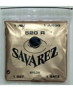 SAVAREZ 520R струны для классической гитары