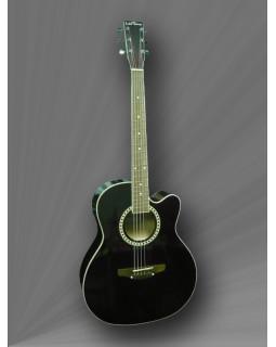 TREMBITA LEOTON L-01 CE BK Гитара электроакустическая