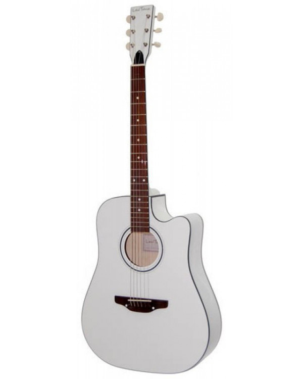 TREMBITA LEOTON L-03 White Гитара акустическая