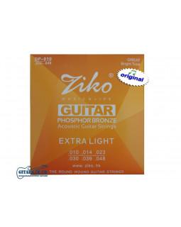 ZIKO DP-010 Струны для акустической гитары