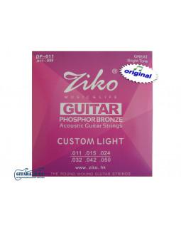 ZIKO DP-011 Струны для акустической гитары
