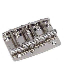 Бридж для басгитары 4-струнная модификация, 48х78мм GOTOH 203B4 C