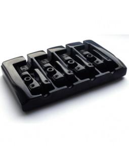 Бридж для 4-струнной басгитары PAXPHIL BB404 BK