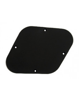PAXPHIL BC002 CONTROL BACK PLATE (BLACK)