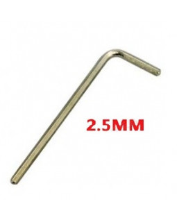 PAXPHIL TR003 (Chrome) Allen Wrench 2.5mm