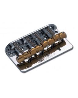 Бридж для 4-струнной басгитары PAXPHIL WBBC CR