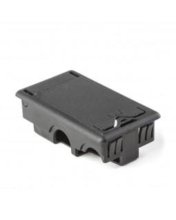 DUNLOP ECB244BK BATTERY BOX - BLACK