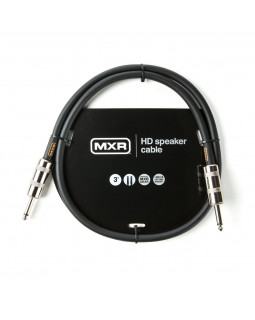 DUNLOP DCSTHD3 MXR HIGH DEFINITION TS SPEAKER CABLE - 3 FT