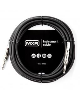 MXR Standard Instrument Cable (6m)