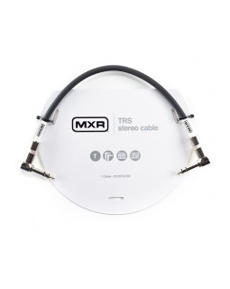DUNLOP DCIST01RR MXR TRS STEREO CABLE 1FT