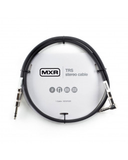 DUNLOP DCIST03R MXR TRS STEREO CABLE 3FT