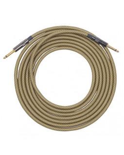 LAVA CABLE LCVN10 Vintage Tweed Instrument Cable (3m)