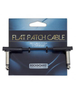 ROCKBOARD Flat Patch Cable (5 cm)
