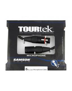 SAMSON TM6 Tourtek Microphone Cable (1.8m)