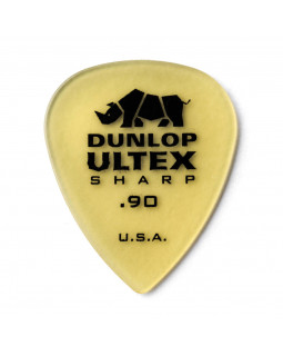 DUNLOP ULTEX SHARP PICK .90MM