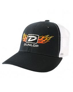 """DUNLOP DSD06-42 TRKC TRUCKERS HAT """" FLAME D"""""""
