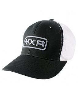 """DUNLOP DSD21-42 TRUCKERS HAT """"MXR"""""""