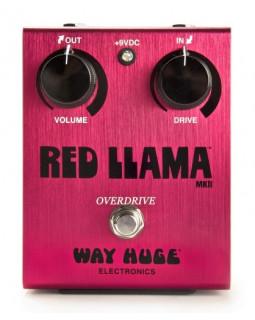 WAY HUGE RED LLAMA OVERDRIVE MKII