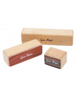 GON BOPS Fiesta Wood Shakers