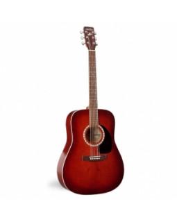 ART&LUTHERIE Spruce Burgundy Гитара акустическая гитара