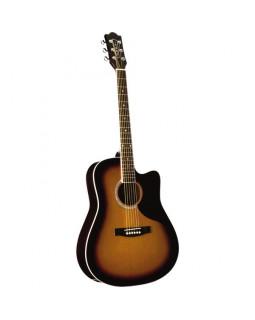 Акустическая гитара EKO KW NATURAL
