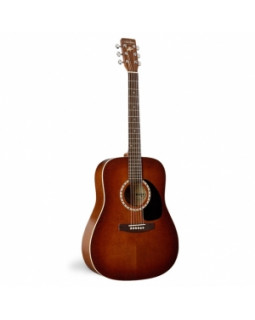 Акустическая гитара Cedar Antique Burst GT QI ART&LUTHERIE 02848