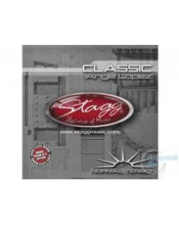 Струны для классической гитары Stagg CL-NT-AL