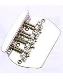 Бридж для 4-струнной басгитары PAXPHIL BB022 CR